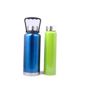 1750ml Stainless Steel Big Capacity Vacuum Flask with Lift Rope pictures & photos