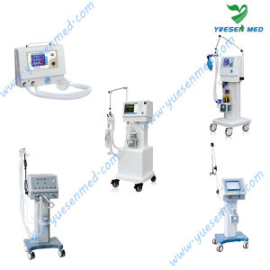 One-Stop Shopping Medical Hospital Operation Room Surgical Anesthesia Machine pictures & photos