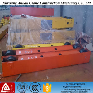 Single Girder Overhead Crane End Carriage 5t End Truck pictures & photos
