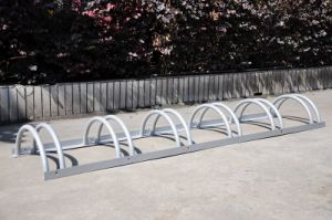 Good Hot-Dipped Bicycle Rack pictures & photos