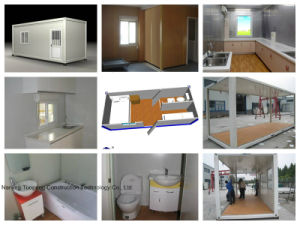 Ce Prefabricated Luxury Container House pictures & photos