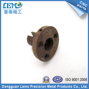 Precision Bakelite Material CNC Turning Parts (LM-1037A) pictures & photos