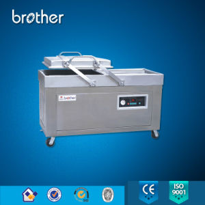 Automatic Double Chamber Vacuum Packager, Sucking Machine, Food Saver pictures & photos