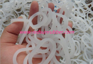 Heat Resistant Silicone Gasket pictures & photos