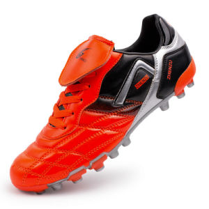 Football Shoes Outdoor Comfortable Cheap for Men Sports (AK32719) pictures & photos