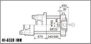 328t Plastic Injection Molding Machine Hi-G328 pictures & photos