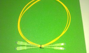 Fiber Optical Patch Cord -Sc/APC Duplex 2.0mm
