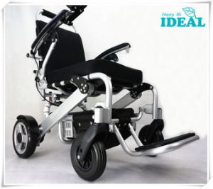Tiny 5 Portable Electric Wheelchair for Travel pictures & photos