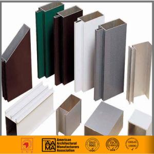 China Cheap Powder Coating Aluminium Profile pictures & photos