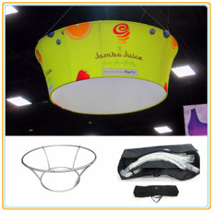 10ft Tapered Round Banner for Tradeshow Booths and Displays pictures & photos