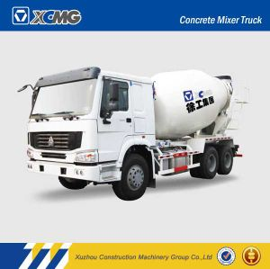 XCMG 9m3 Concrete Mixer Truck (more models for sale) pictures & photos