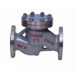 H41h Cast Forged Steel High Pressure Lift Reflux Back Pressure Check Valve pictures & photos