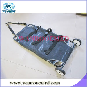 with Wheels Steel Animal Stretcher pictures & photos
