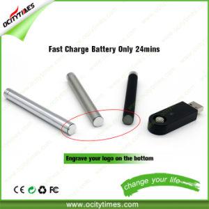 Ocitytimes Unique Design Fast Charge E Cigarette 3.7V Rechargeable Battery pictures & photos