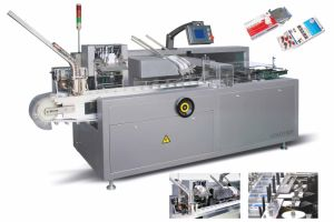 Fully Automatic Carton Box Cartoning Machinery pictures & photos