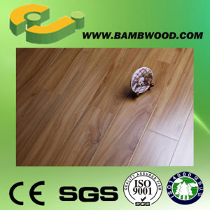 High Quality Walnut Laminate Flooring pictures & photos