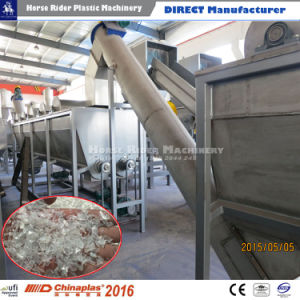 China Made Plastic Machine Pet Flakes Production Line pictures & photos