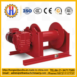 Forest Winch (500lbs Electric Winch) Bush Winch/Construction Hoist pictures & photos