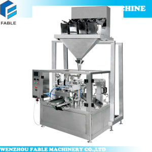 Solid Granule Ziplock Bag Packing Machine for All Kinds Foods pictures & photos