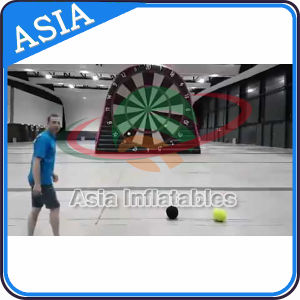 Inflatable Dartboard, Inflatable Soccer Dart Game, Inflatable Foot Darts for Sale pictures & photos
