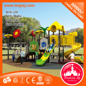 Guangzhou Children Playground Plastic Playground Outdoor pictures & photos