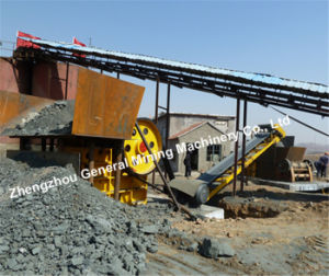 2017 High Efficient Recycling Mobile Telescopic Belt Conveyor pictures & photos