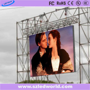 P6 Outdoor Rental Fullcolor Die-Cast LED Display Made in China pictures & photos