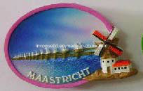 OEM Resin Fridge Magnet for Promotional Gift (PMG101) pictures & photos