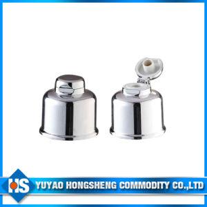 Hy-F22 Sliver Aluminium Shampoo Cannon Cap pictures & photos