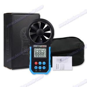 Digital Anemometer, Air Velocity, Air Flow, Wind Speed Meter, Anemograph (EAM02) pictures & photos