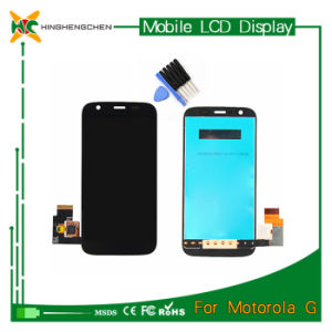 Mobile Accessory LCD for Motorola Moto G Xt1032 Xt1033 pictures & photos