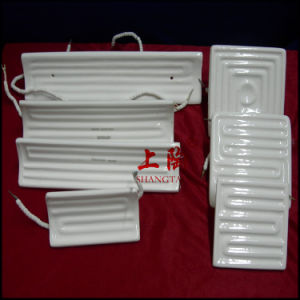 High Temperature Ceramic Infrared (IR) Panel Heaters pictures & photos