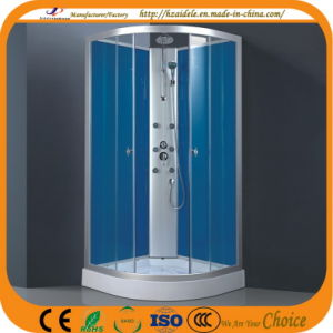 Sector Shape Low Base No Roof Shower Room (ADl-8706) pictures & photos