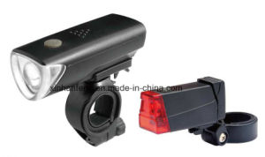 Set of 2 PCS Safety Bicycle Light (HLT-145) pictures & photos