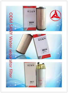 Water Separator Filter for Sany Excavator Parts From China pictures & photos