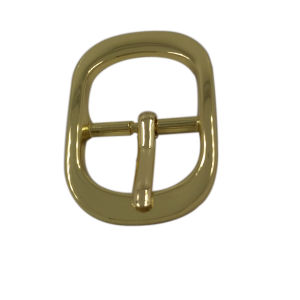 Donguan Supplier Gold Metal Open Belt Buckle for Swimwear pictures & photos