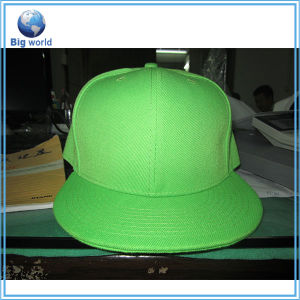 100% Cotton Flex Fit Hat, Wholesale Baseball Hat Sublimation with Low Price Bqm-045 pictures & photos