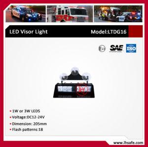 LED Strobe Warning Visor Light (LTDG-16) pictures & photos