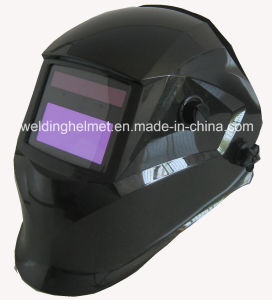 Shiny Black Automatic Welding Mask (P1190TC) pictures & photos