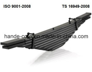 Truck Trailer Multi Leaf Spring pictures & photos