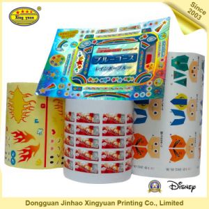 Good Quality Customized Sticker (JHXY-SH0081)