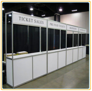 Ticket Sales, Registration & Information Octanorm Counters pictures & photos