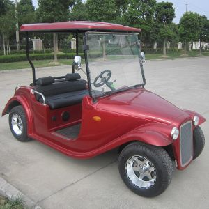 Chinese Luxury Classic Car 4 Seater Electric Golf Car (Dn-4D) pictures & photos