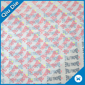 Plastic Printing Labels Luxury Style for Garment/Shoes/Jeans pictures & photos