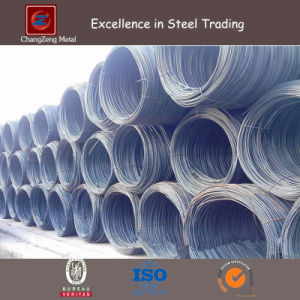 HRB400 Deformed Steel Rebar with Coil (CZ-R31) pictures & photos