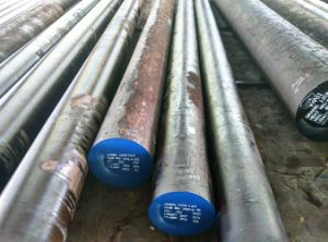 Hot Forged 42crmos4+Q/T Alloy Steel Round Bars pictures & photos