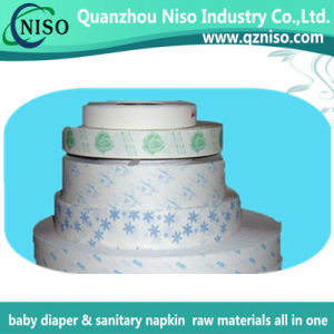 Sanitary Napkin Silicon Release Paper with Factory Price (HL-026) pictures & photos