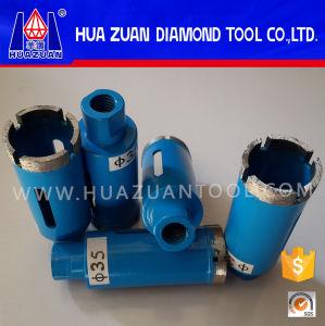 35mm Diamond Core Drill Bit M14 pictures & photos