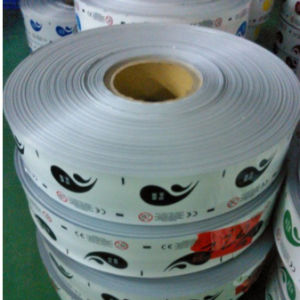 White Plastic Sheet for Cosmetic Tube pictures & photos