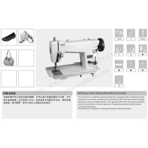 China Popular Bag Industry Sewing Machine pictures & photos